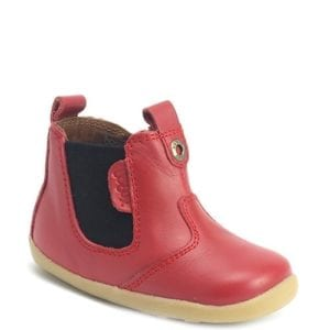 Bobux Red Jodphur Boot