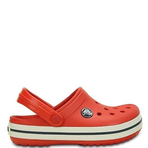 Crocs Crocband Red White