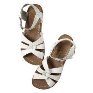 Salt Water Original White Sandals