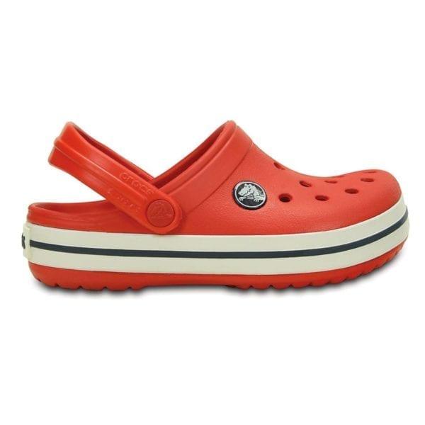 Crocs-Croc-Band-Red-White-1