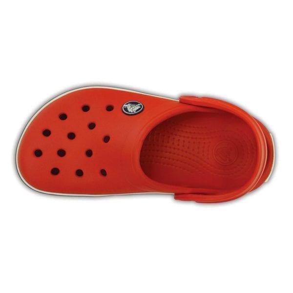 Crocs-Croc-Band-Red-White-3