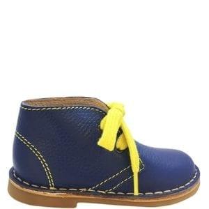 Petasil Koel Colbalt Madras Boots
