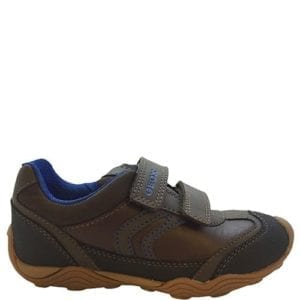 Geox Arno Brown Trainer