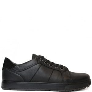 Ricosta Roy Black Shoes