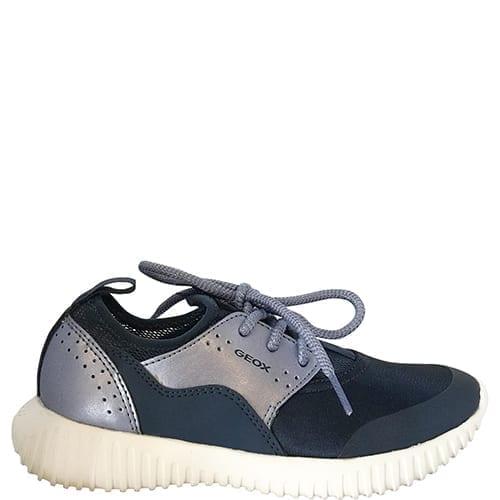 estilo atractivo rendimiento superior vista previa de Geox Waviness Blue - Stomp Footwear Online children's kids Shoes Shop