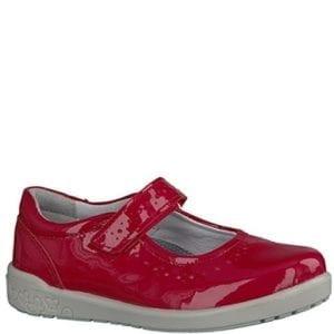 Ricosta Lelia Red Patent Shoes