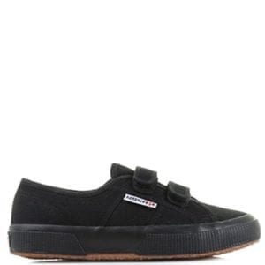 Superga JVel Black