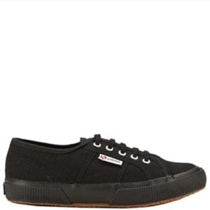 Superga Jcot Black