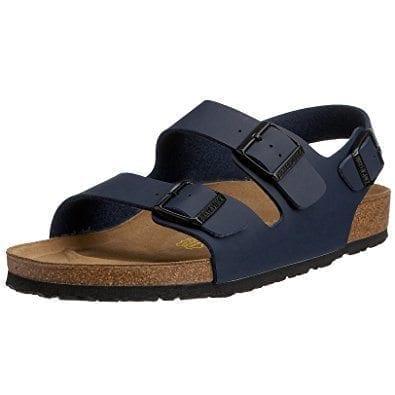 34751 Birkenstock milano navy sandals