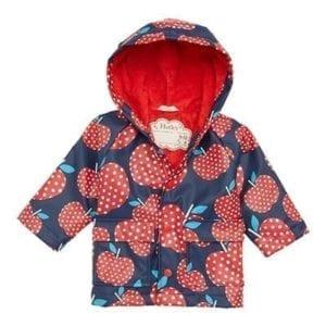 Hatley Polka Apples Coat