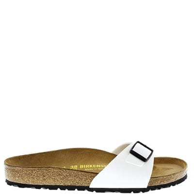Birkenstock Madrid White