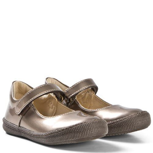 PRIMIGI Boys Girls Kids Open Toe Taupe Smooth Leather Casual Sandals 71283//00