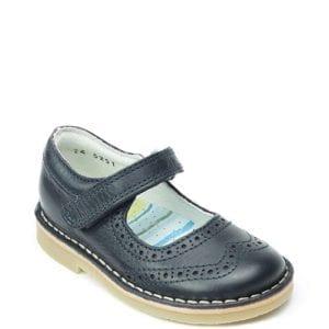 Petasil Claret Navy Shoes