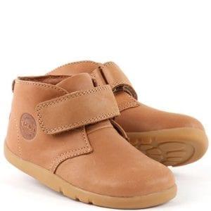 Bobux Caramel Desert Boot