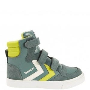 Hummel Silver Pine Trainers