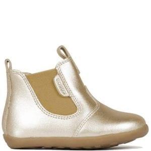 Bobux Jodphur Gold Boots