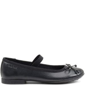 Geox Plie Black Shoes