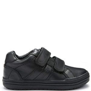 Geox Elvis Black Shoes