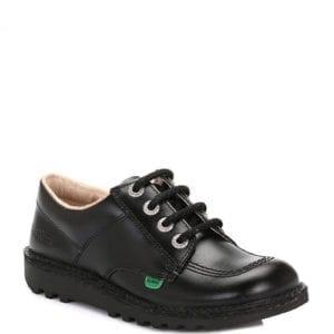 Kickers Kick Lo Y Core Black