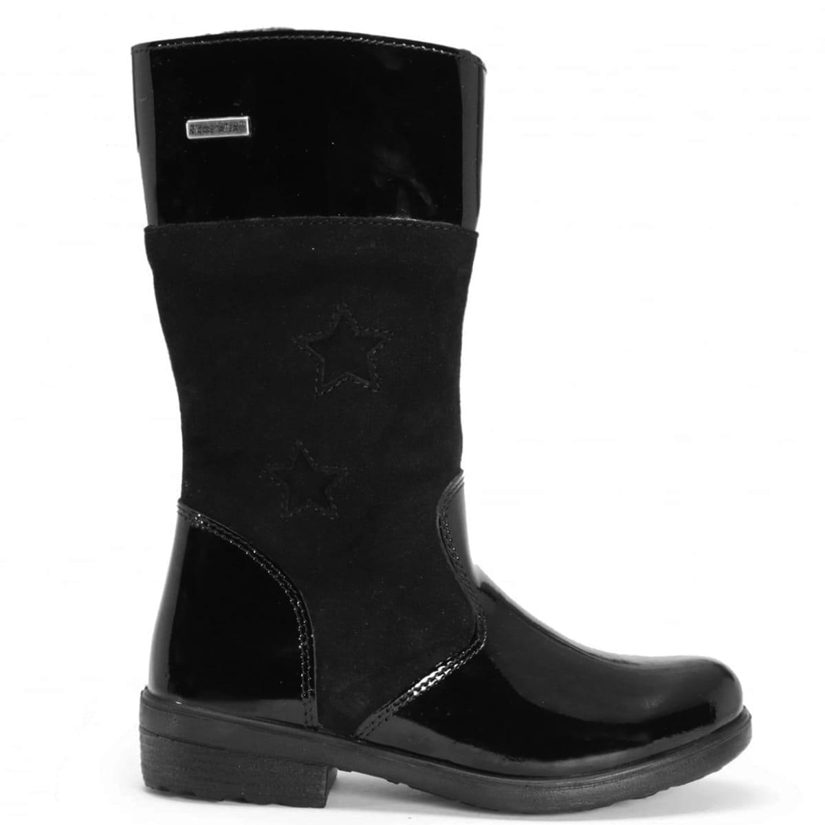 Ricosta Hannah Black Boots - Stomp