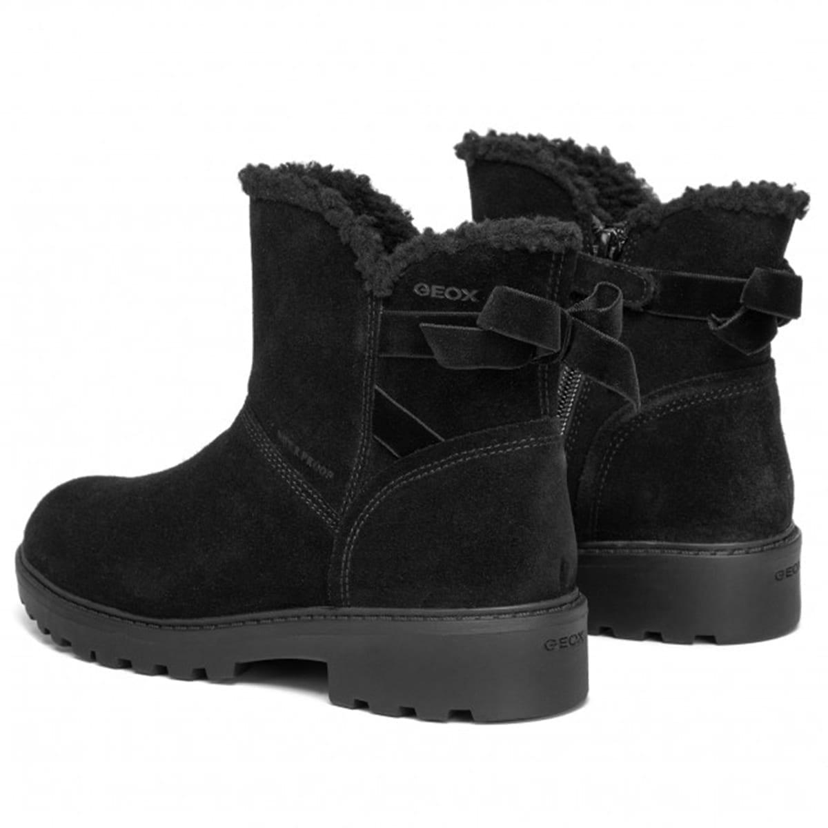 Dempsey clásico estoy enfermo  Geox Casey Waterproof Boot - Stomp Footwear Online Shoe Shop