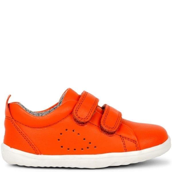 Bobux SU Grass Court Orange