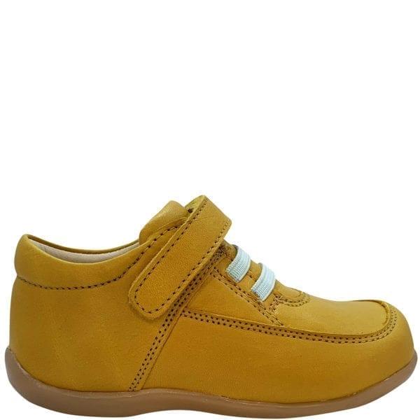 Petasil Jonny Mustard Shoes