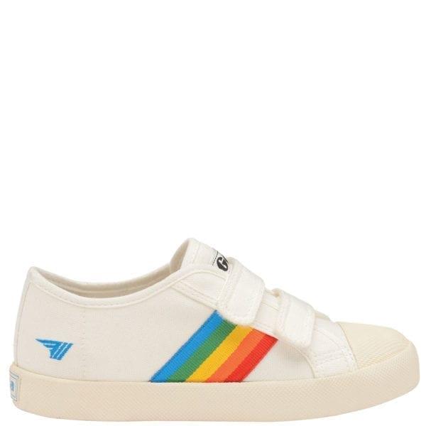 Gola Coaster Rainbow White