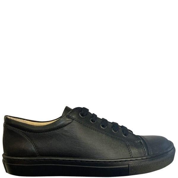 Petasil Peel Black Shoes