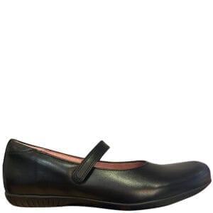 Petasil Evie Black Shoes