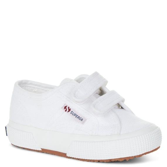 Superga CotJStrap Classic White