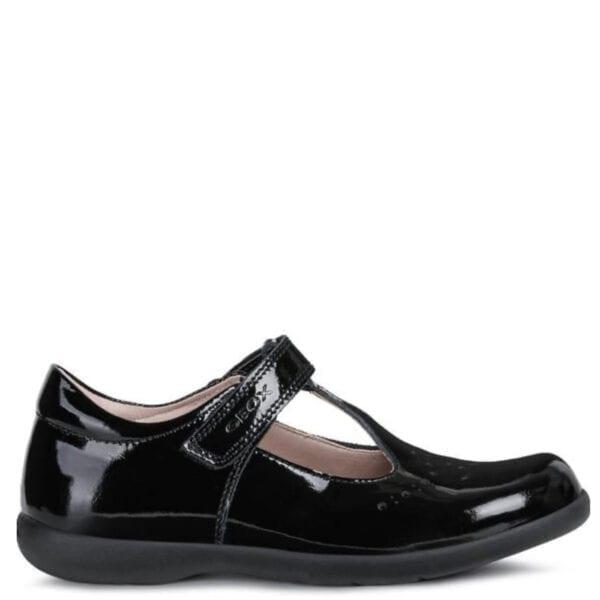 Geox Naimara Patent Shoes