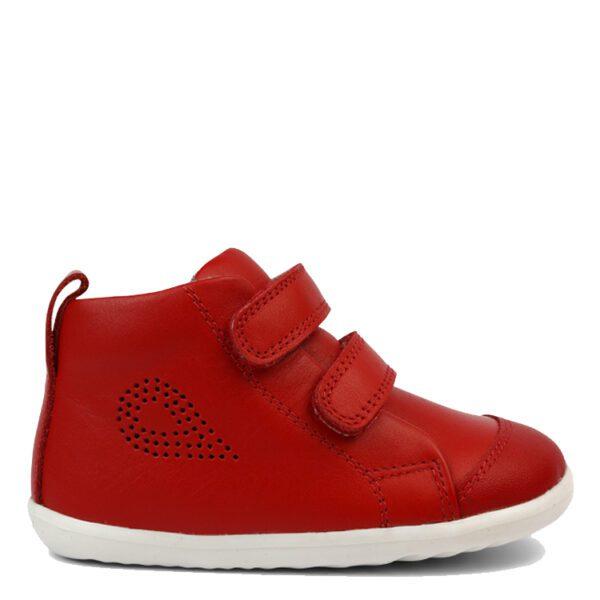Bobux SU Bobux SU Hi Court Boot Red